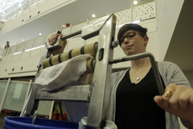 Students Showcase Semester Projects At Mechanical Engineering Design Expo News Iowastatedaily Com