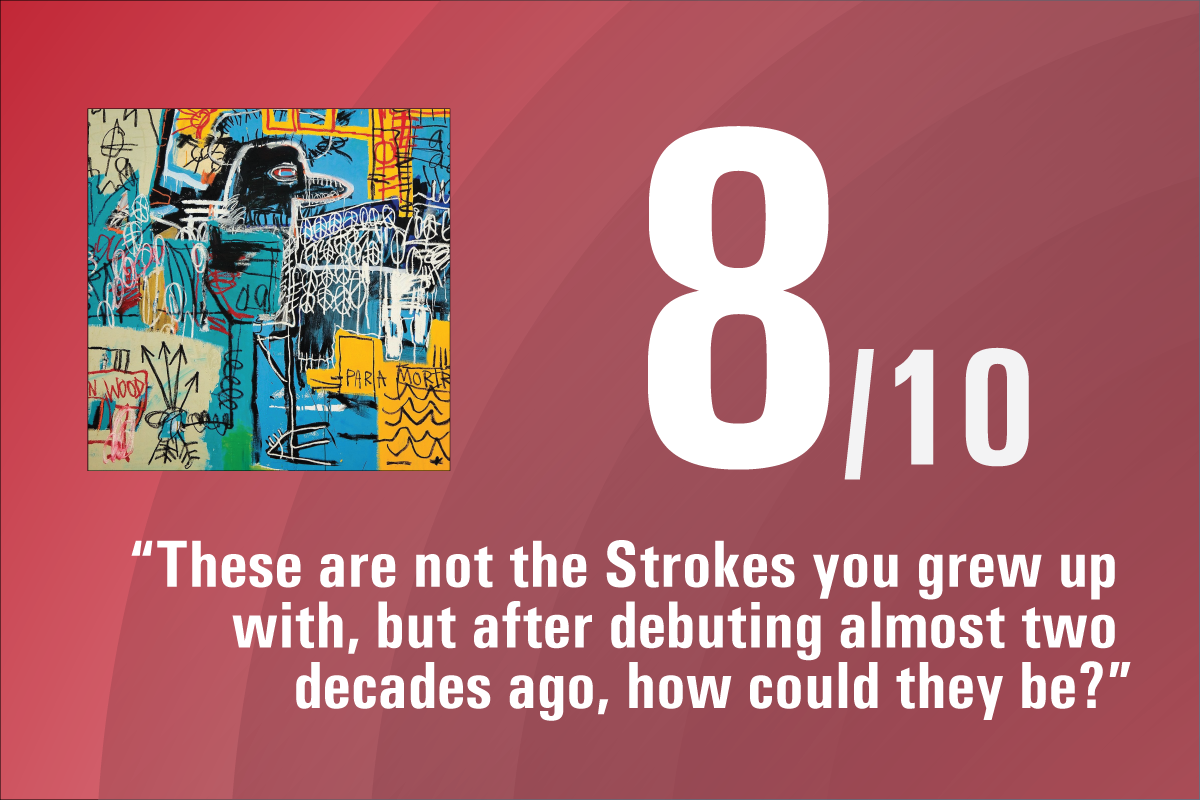 Strokes review header