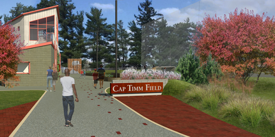 Facelift coming to Cap Timm Field