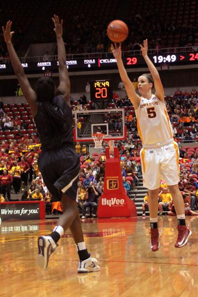 Iowa State ready for rematch with No. 1 Baylor | Women's ...