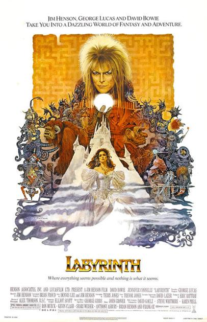 'Labyrinth' 30th anniversary showing at Cinemark 12 in Ames
