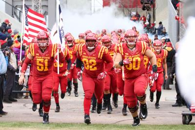 iowa state cancels spring football game cyclone carnival sports