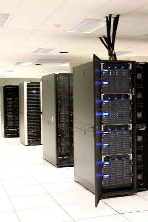 Cyence supercomputer