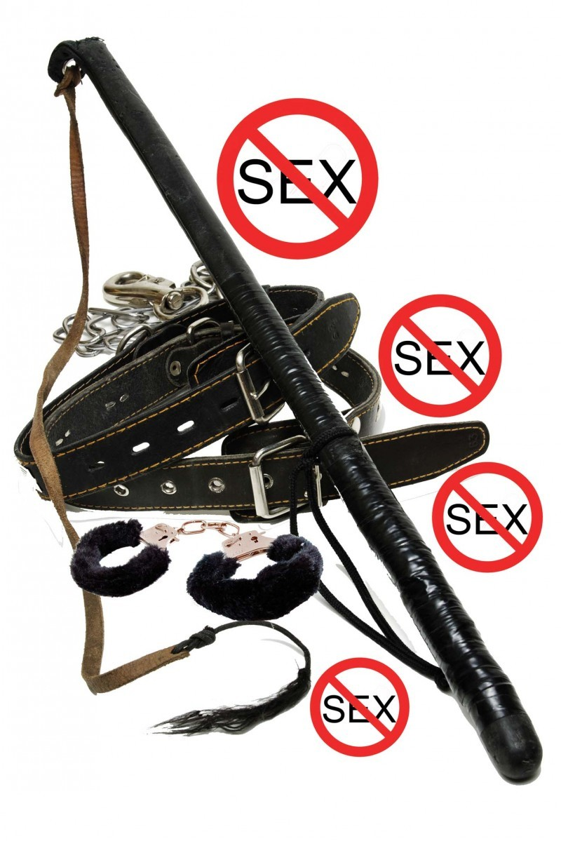 Sex with whips and chains