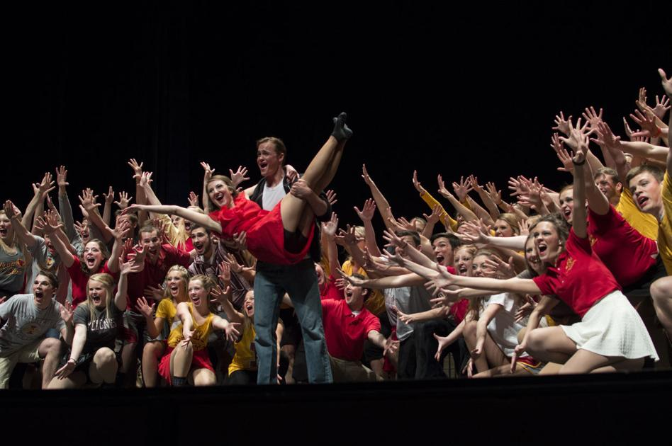 Greek Week Lip Sync Competition Sees First Round Of Cuts Student Life Iowastatedaily Com
