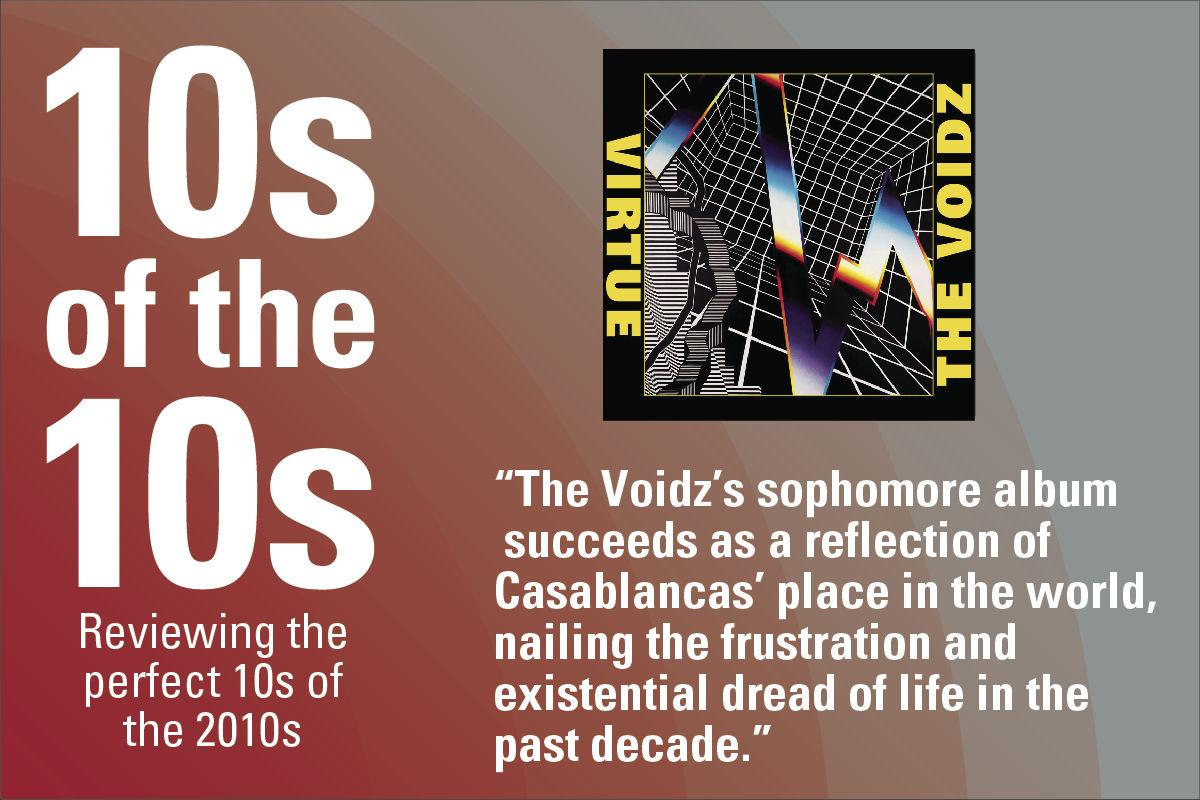 10s of the 10s The Voidz