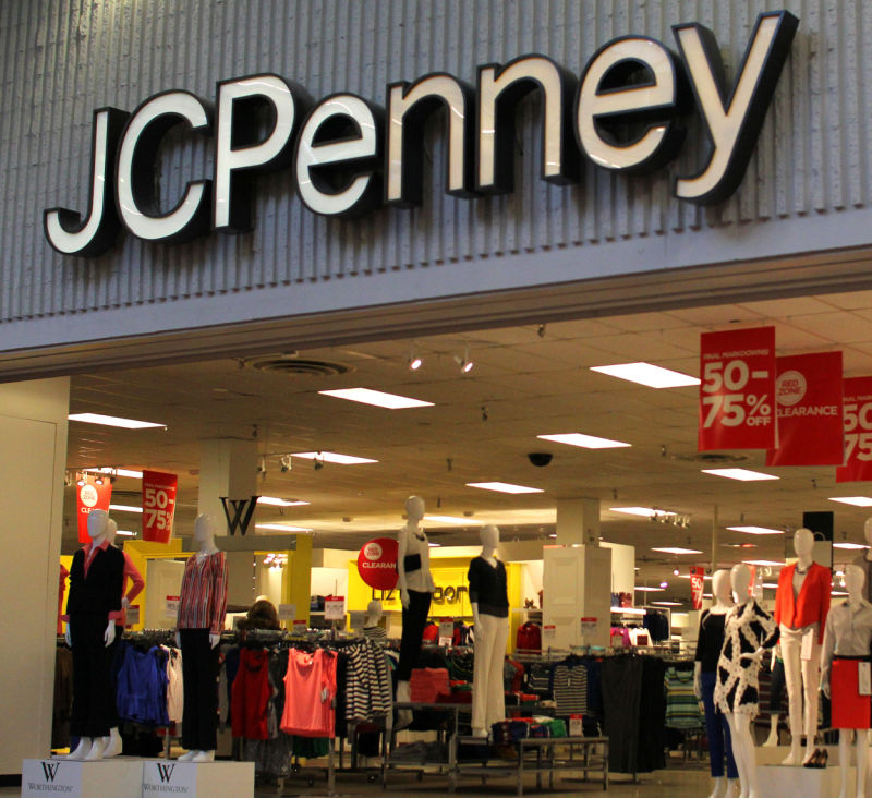 J. C. Penney To Close 33 Stores
