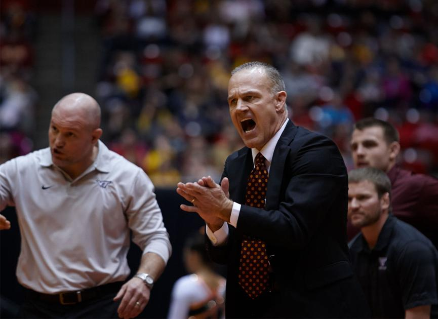 Iowa State offers Virginia Tech's Kevin Dresser to be next wrestling coach