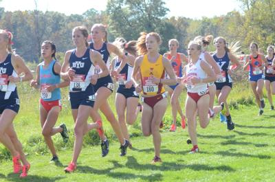 Leading by example, Annie Firsbie's adventure with Iowa State cross country