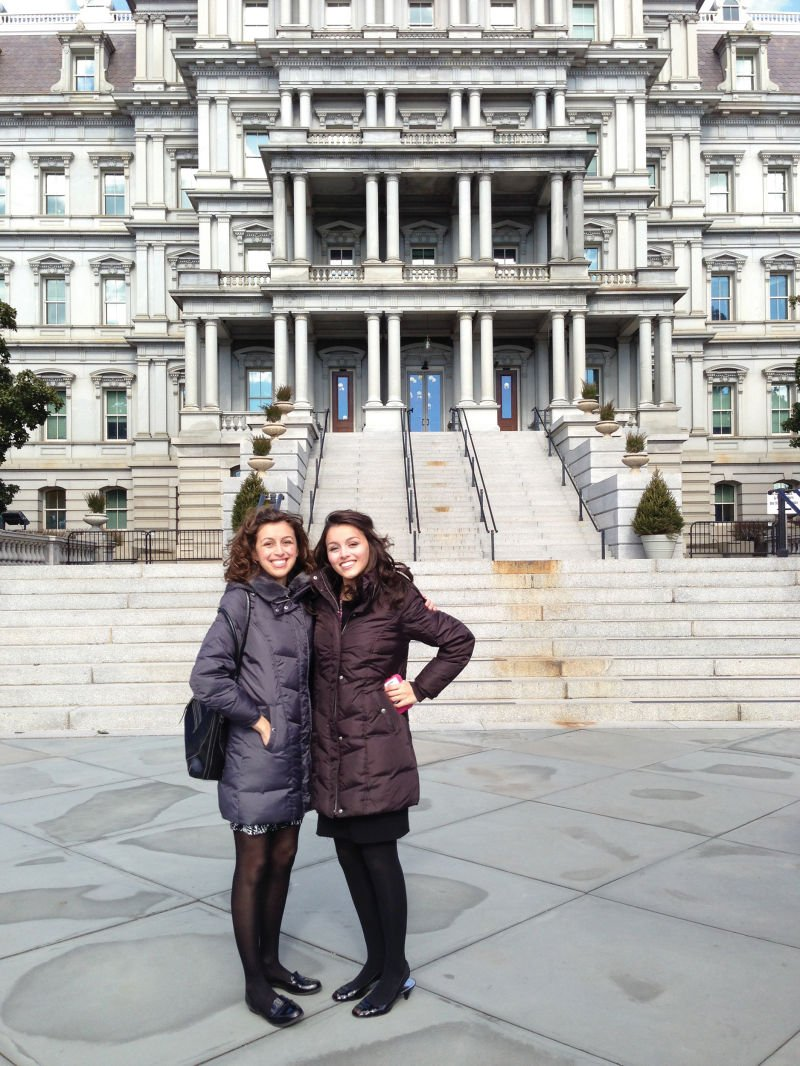 Sisters in DC