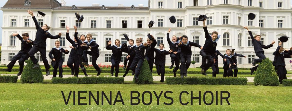 Triple Standing Ovation for Vienna Boys Choir at Stephens