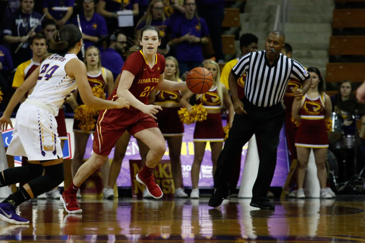 Iowa State suffers its first loss of the season to the UNI