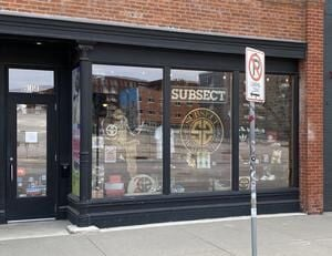 Subsect skate shop