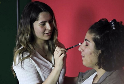 Iowa State student makes a name in the makeup industry