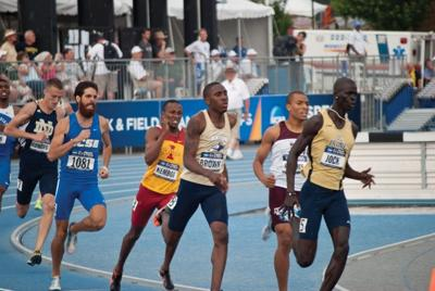 NCAA Outdoor Track and Field Championships — Qualifying