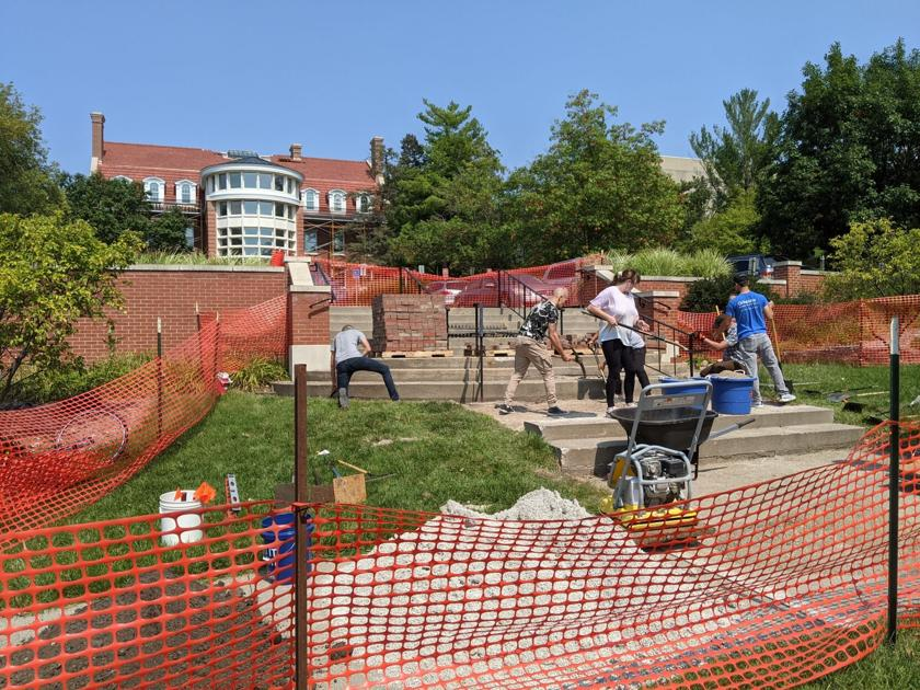 Iowa State's Landscape Design, Installation and Management program pays off for the university and its students