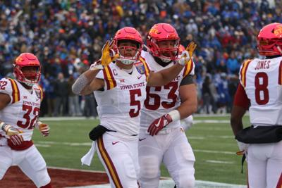 Cyclones Sign With Nfl Teams As Free Agents Sports Iowastatedaily Com