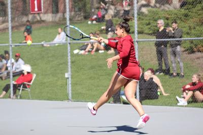Iowa State tennis finishes third day of Jon Messick Invitational