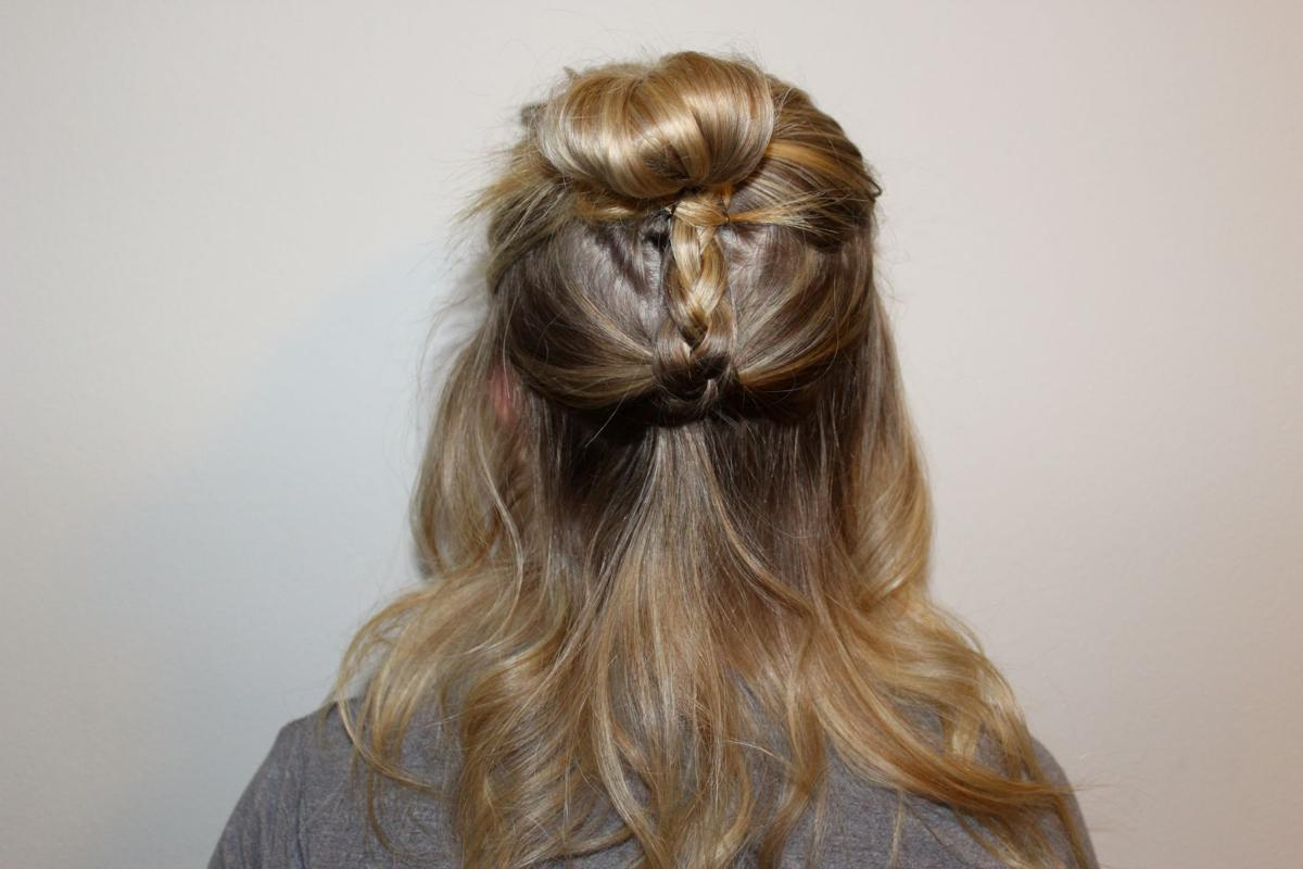 Three Easy and Quick Braided Hairstyles  App Content