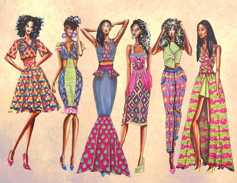 African Fashion Designers In Chicago