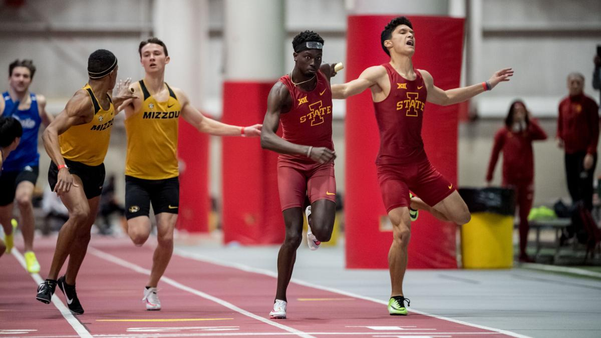 Alex Lomong and Joven Nelson Cyclone Invite 2021