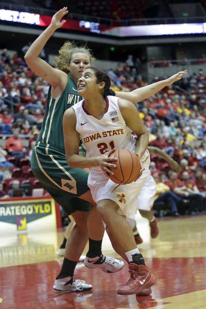 Women's Basketball: The Cyclones defeat William & Mary 85 ...