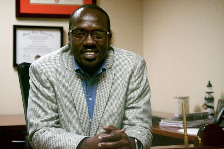 One-on-one with new dean of students