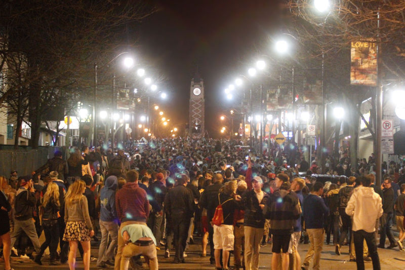 Five years later: Veishea's lasting impact