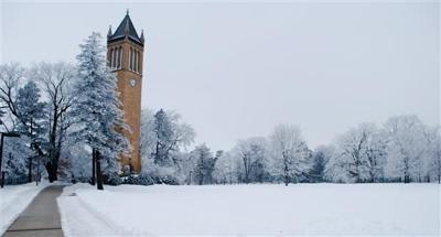 Campanile in Winter (copy)