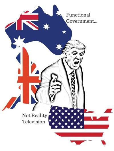 Functional Government... Not Reality Television