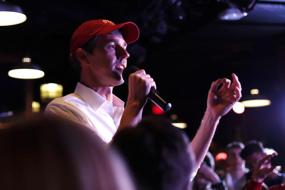 Exterior: CNN To Host Beto O'Rourke Town Hall In Des Moines