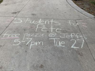 chalking for pete