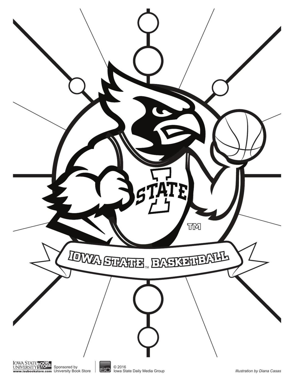 Cyclone coloring pages relieve stress | Fun Games | iowastatedaily.com