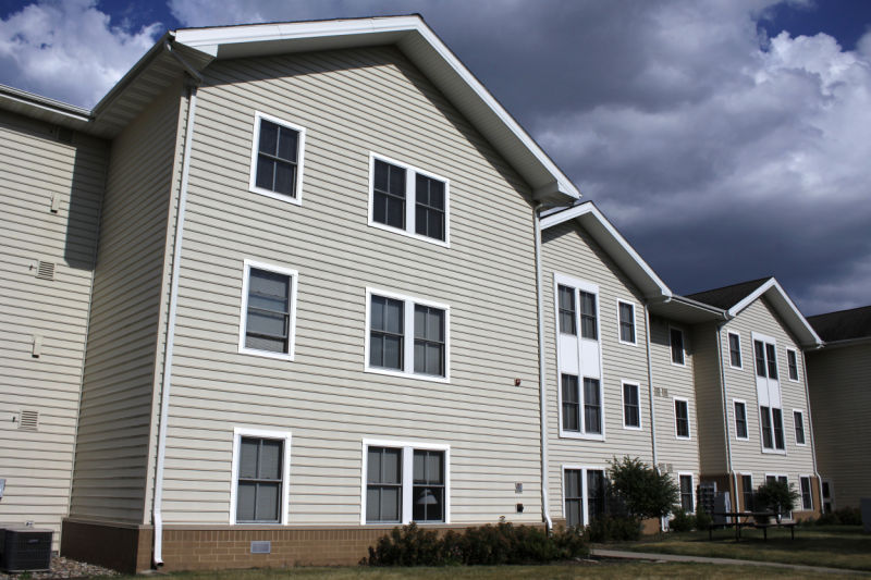 Campus Housing Freddy Court Apartments