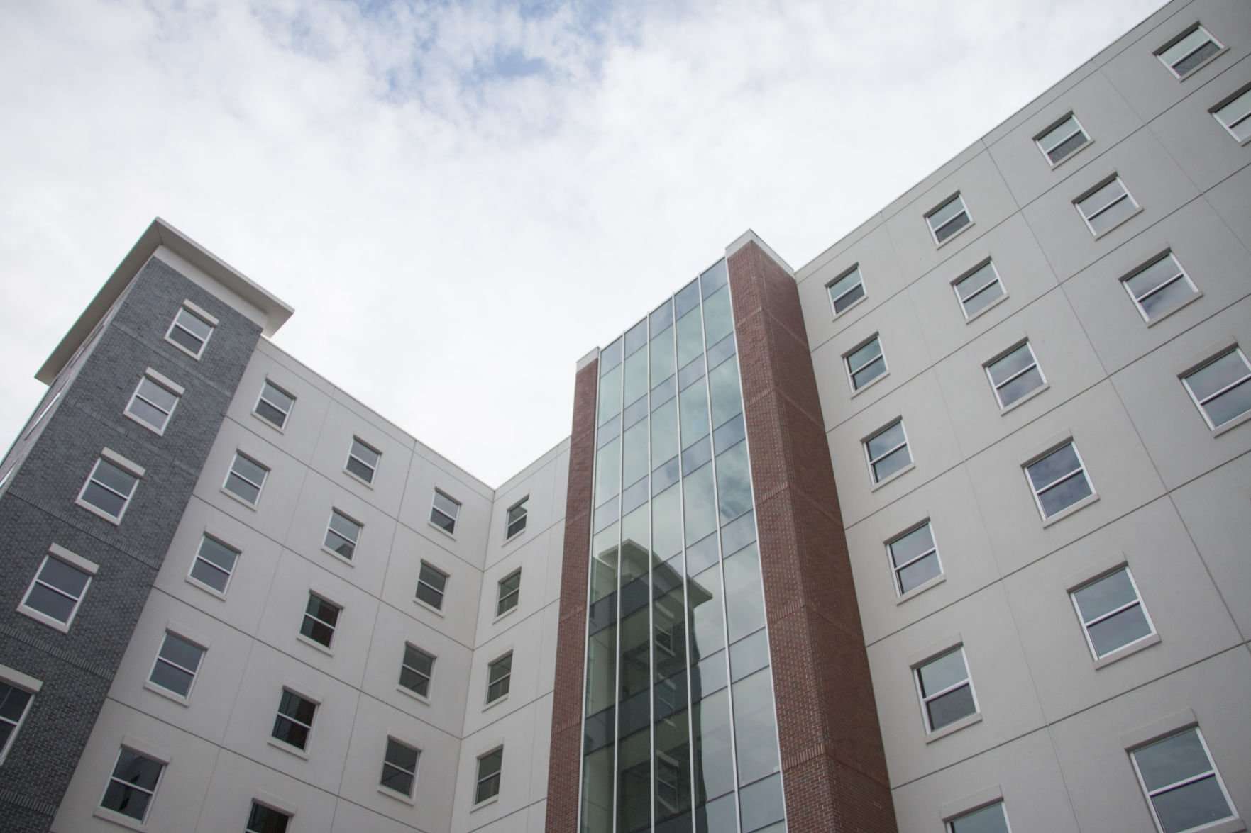 Geoffroy Hall Receives Leed Gold Certification News