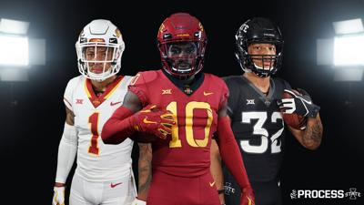 san francisco 17109 112a1 Iowa State reveals new football uniforms | Sports ...