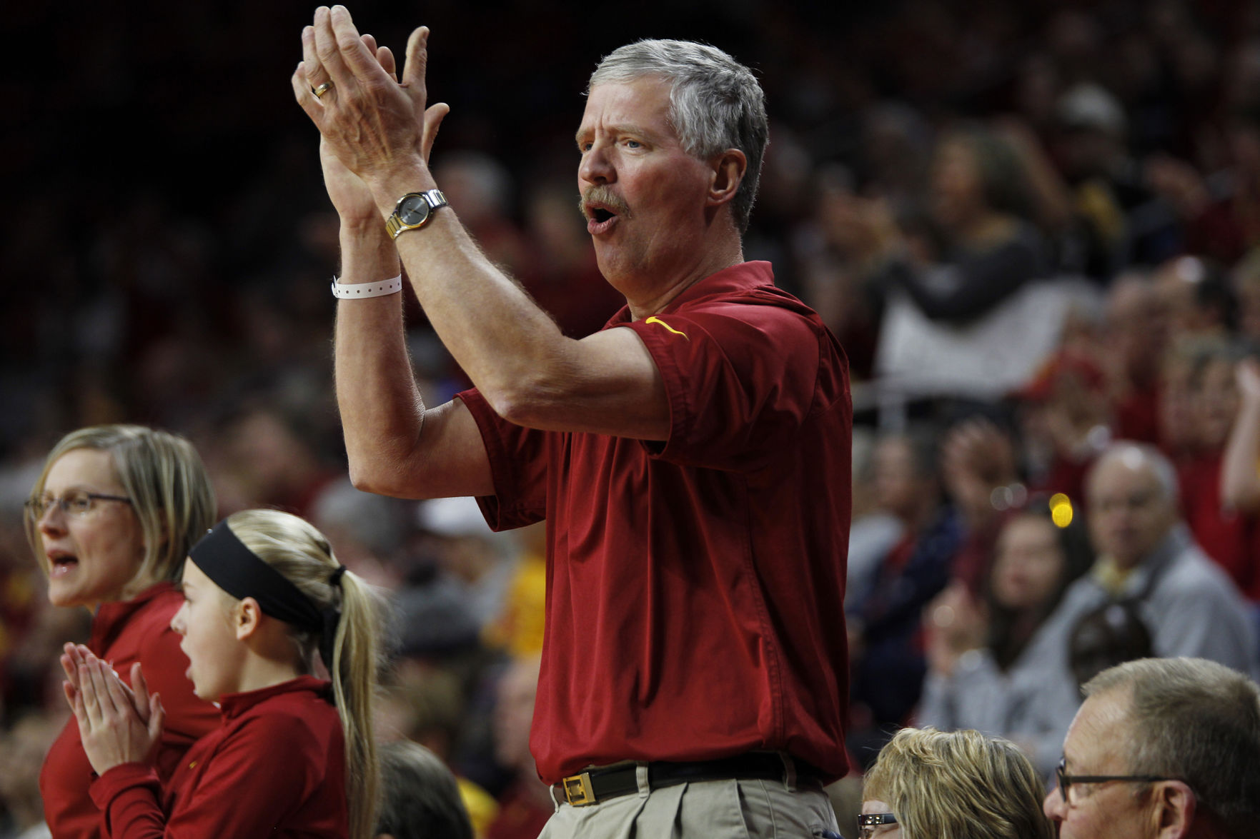 basketball coach cover letter%0A Editorial  Take pride in Iowa State women u    s basketball attendance