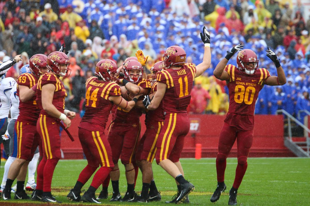 iowa state releases 2018 football schedule