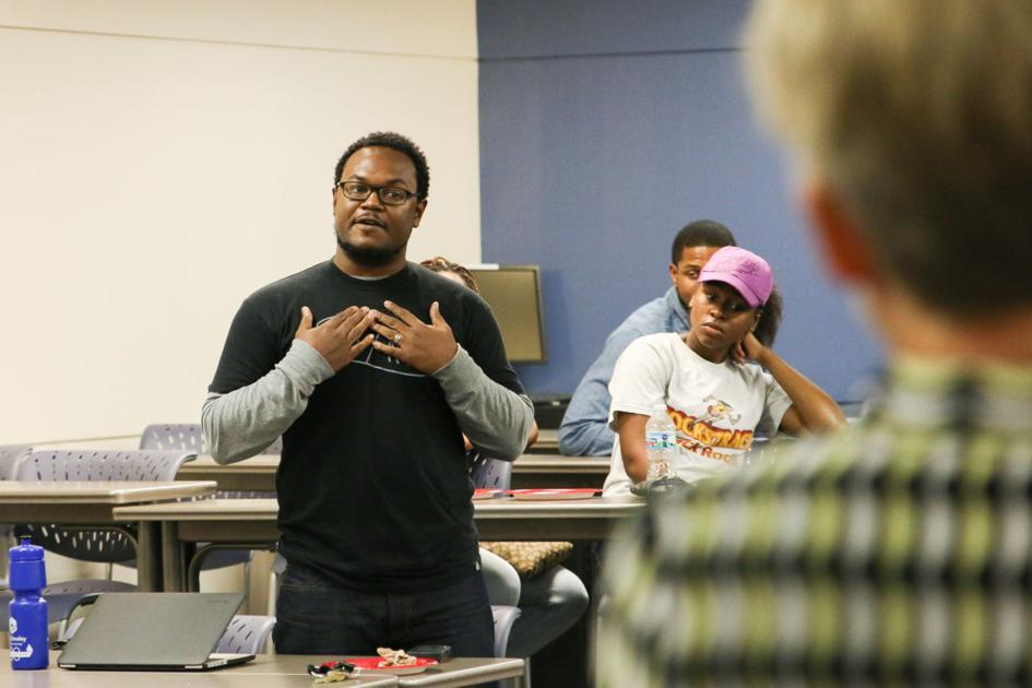 Iowa State NAACP press conference sparks discussion