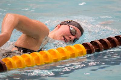 Iowa State swimming and diving team gets ready to meet the Iowa rivalry