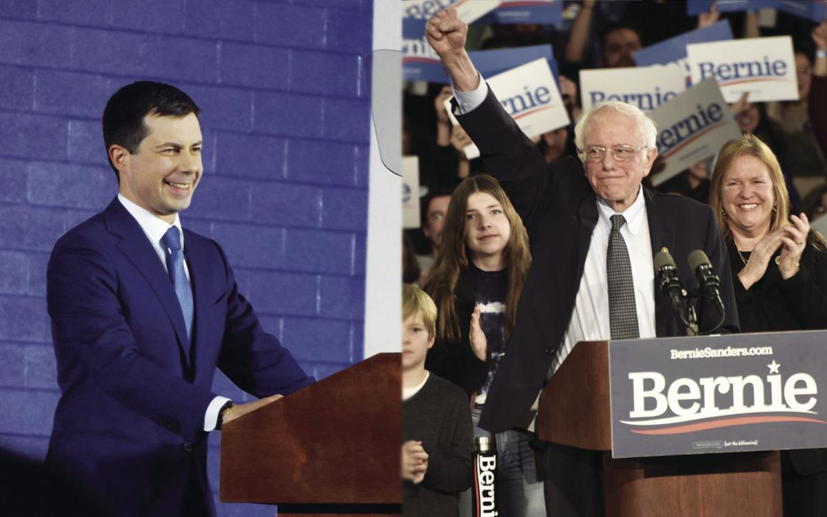BernieButtigieg.jpg Feb. 5 (copy)