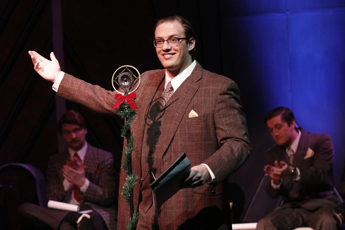 ISU Theatre to perform re-imagined 'It's a Wonderful Life' at Fisher Theater | Limelight ...