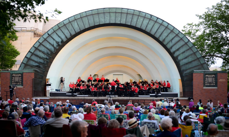 Ames Municipal Band Presents Sousa Festival