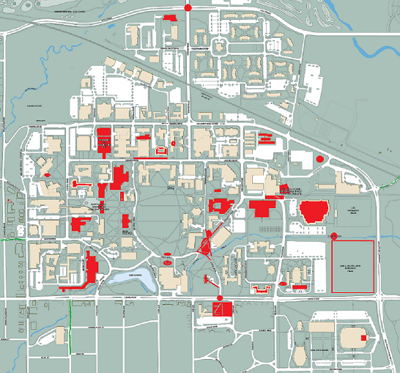 campus map iowa state Iowa State Loads Up On Construction Projects For Summer Student Life Iowastatedaily Com campus map iowa state
