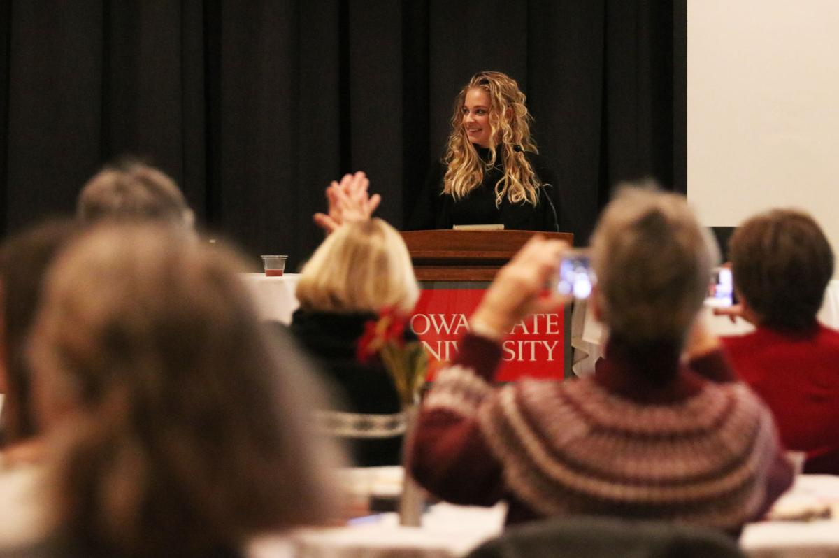 Photos Women Impacting Isu 2019 Calendar Reception Multimedia