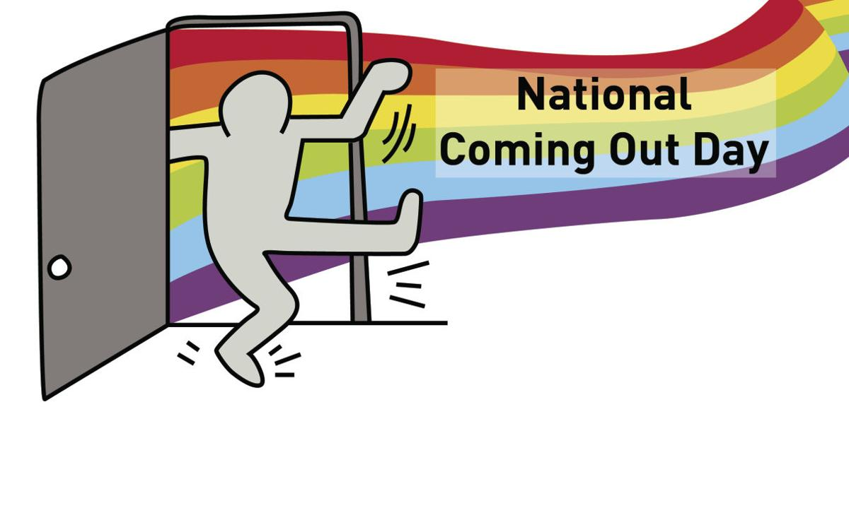 national coming out day CenterpieceDesign