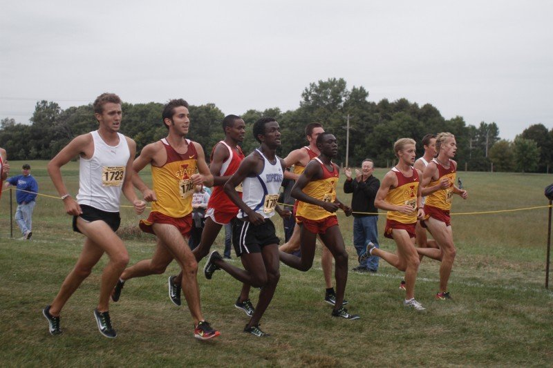 where is the state cross country meet iowa