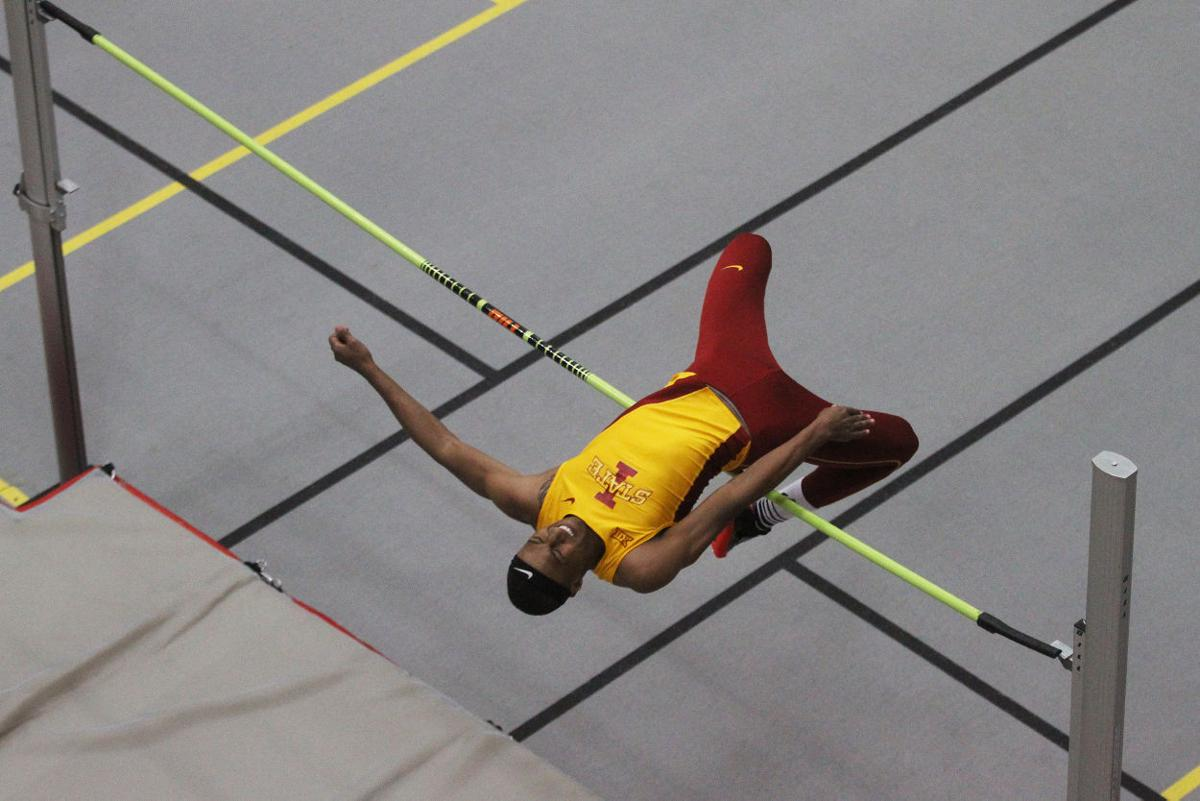 Big Four track and field