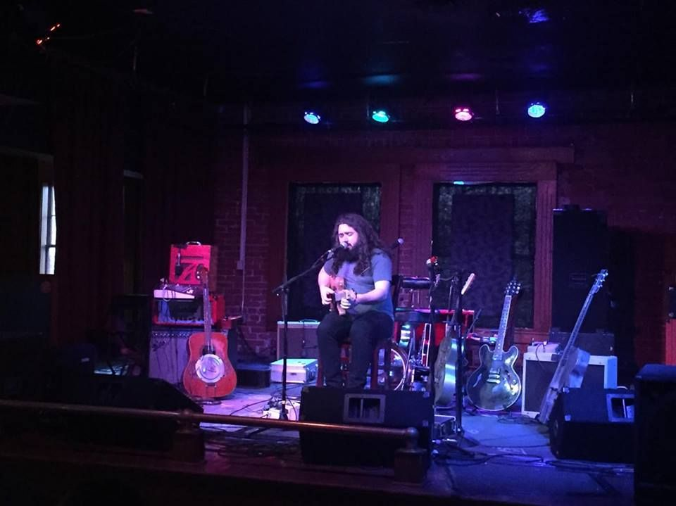 The importance of a music scene to local musicians