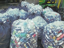 Engineers for a Sustainable World - Recycling Program